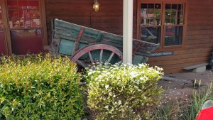Oxenberry Farm History Tour