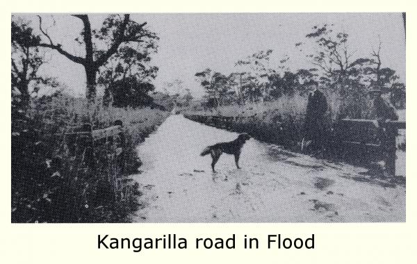 Kangarilla Road in Flood