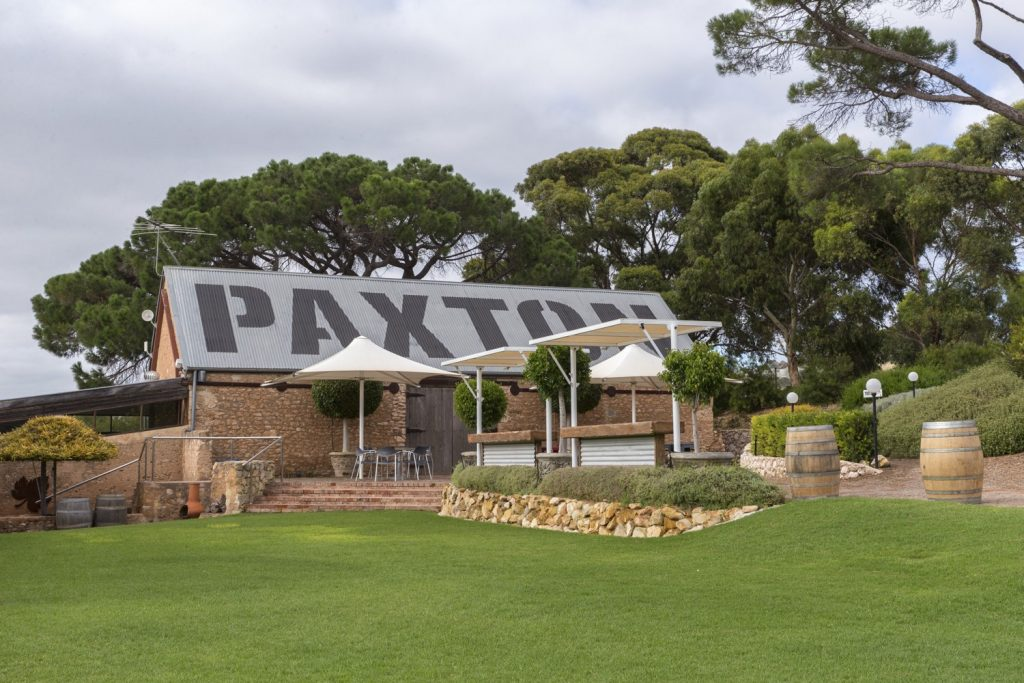 Wine tasting and Biodynamic tour at Paxton: