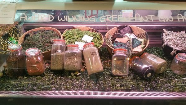 Something Wild Herbs and Grass