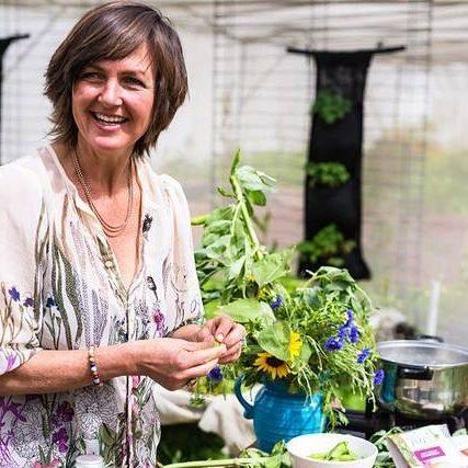 Rachel Scoop Garden Experience