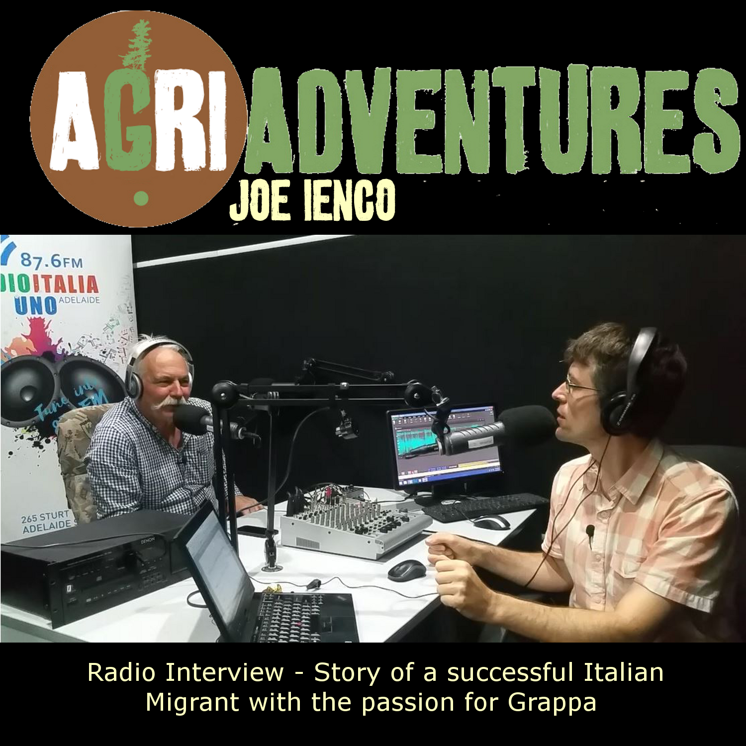AgriAdventures Ep.26 Joe Ienco Mount Compass