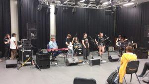 TAFE Art College Music Students