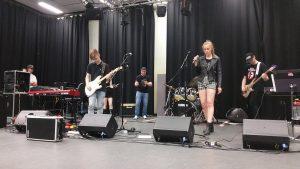 TAFE Art College Music Students b