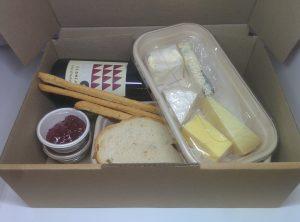 Caesus and Vinum Delivery Box
