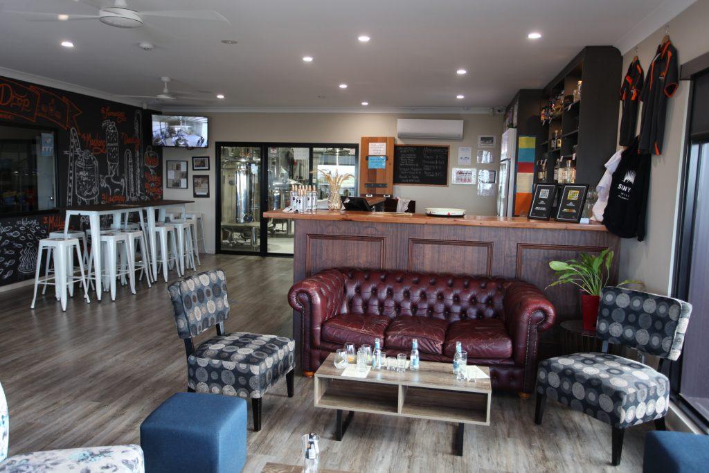Sunny Hill Distillery Lounge