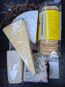 Smelly cheese box