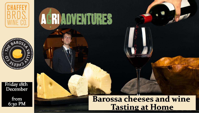 barossa cheeses and wine tastings