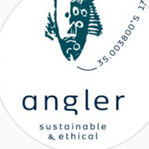 Angler Sustainable fish and chips