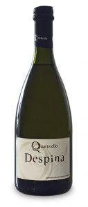 Quarticello Despina sparkling wine 2019