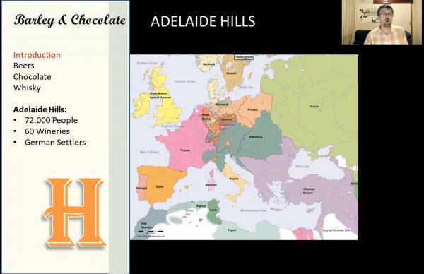 Barley and Chocolate Degustation History