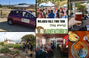 McLaren Vale Food tour