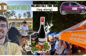 McLaren Vale Tag Along food tour