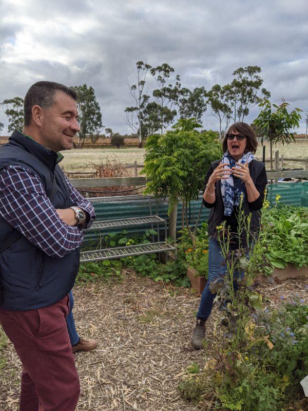 Edible Garden Tour 2