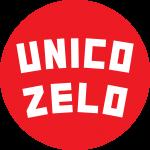 UZ White Logo Round