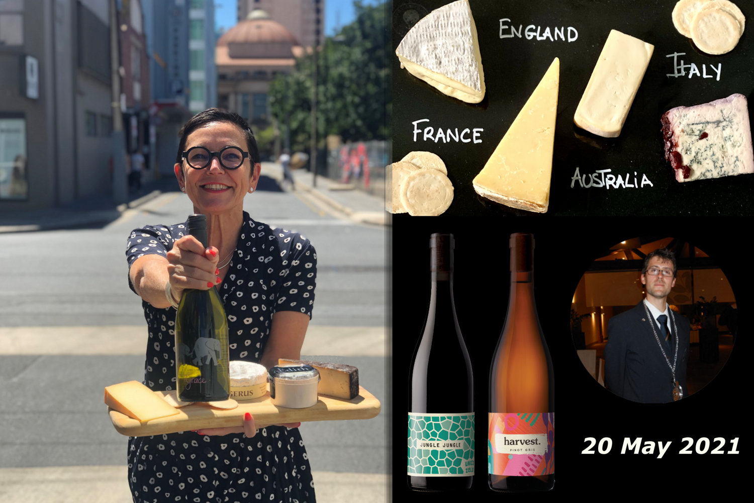 first banner Cheeses around the world