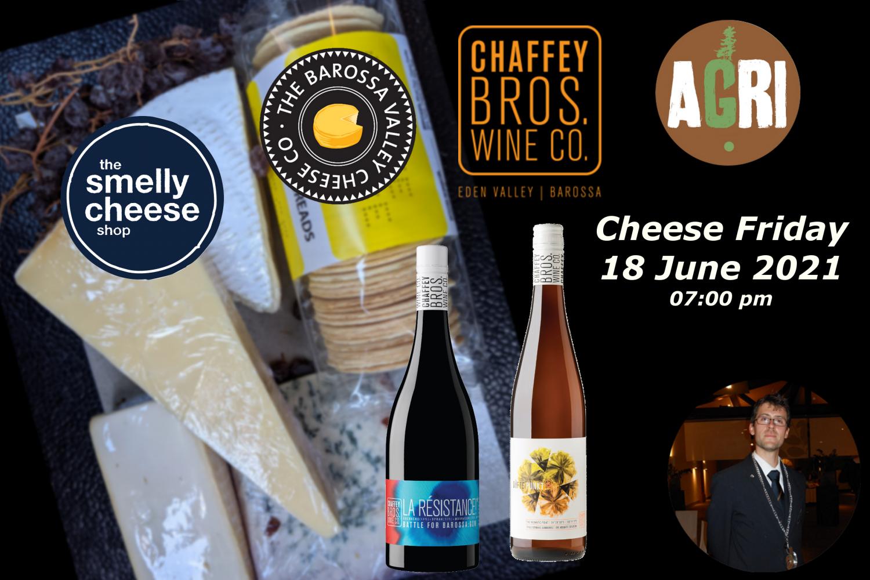 cheese friday Barossa Valley Chaffey Bross