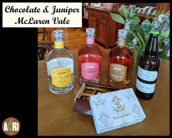 Chocolate and Juniper McLaren Vale